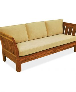 Three Seater Sofa - Windsor. Size: 191 cm W x 75 cm D x 71 cm H