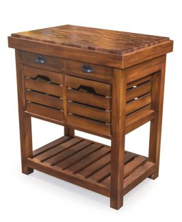 """Country Kitchen Table Small Size: 36""""L x 24""""D x 36""""H"""