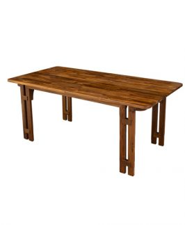 Triangalo Dining Table Only