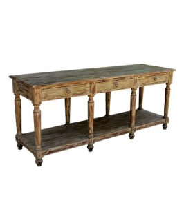 Luchon Serving Table