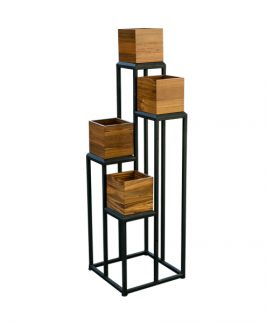 Multi Level Planter Stand
