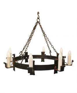 Chandelier - Amberly